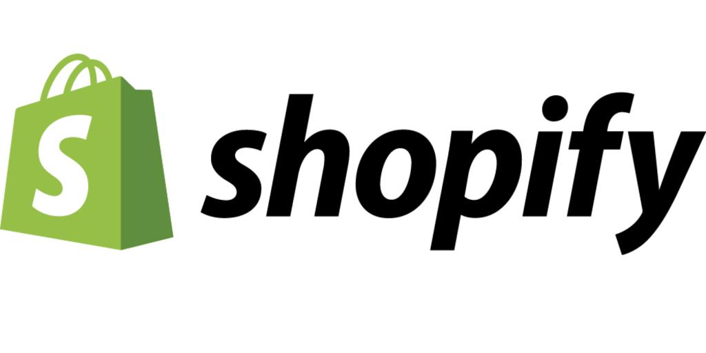 ショッピファイのロゴ